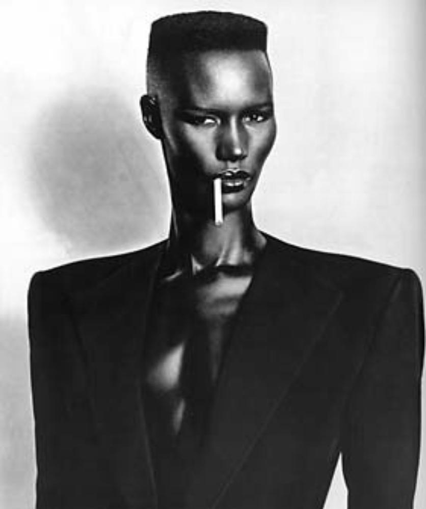 Grace Jones Model