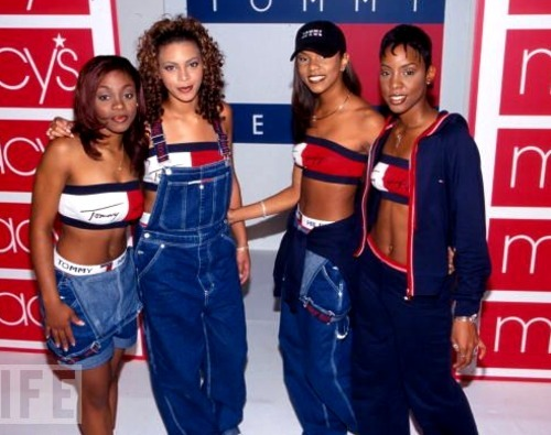 Fashion Flashback Tommy Hilfiger In The 90s Sadity In The City